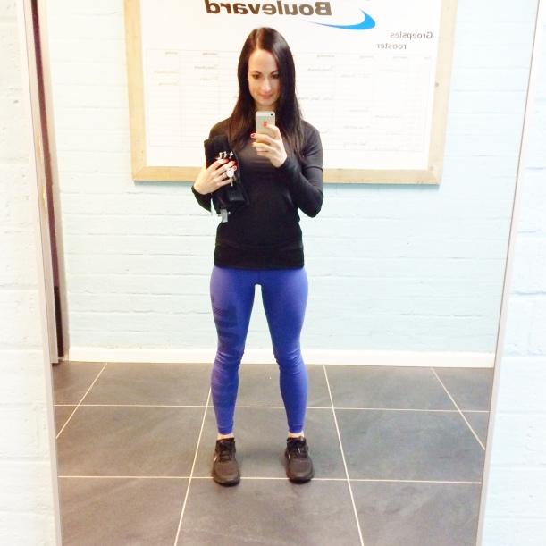 Lisanne Vos (getfoxfit)