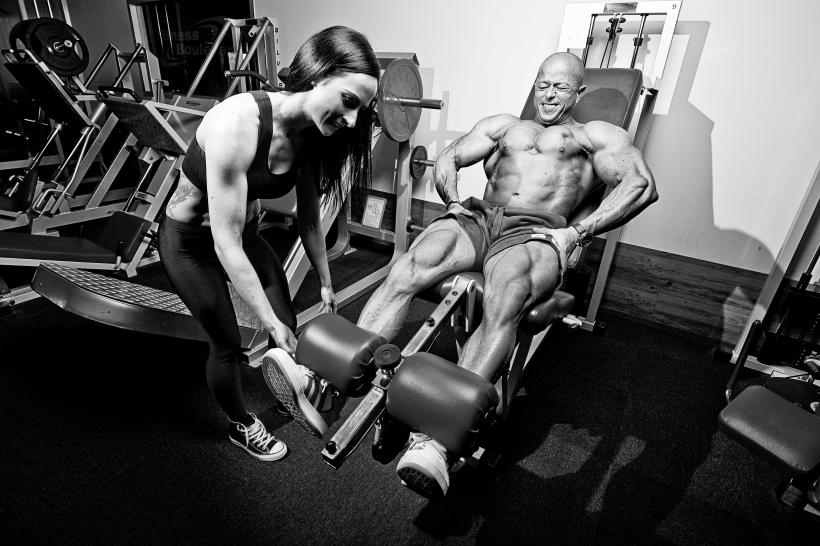 Jerry Koolhoven & Lisanne Vos (Maarten Vos Photography)