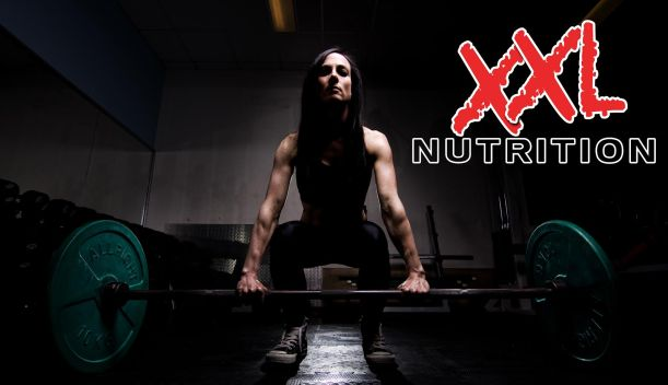 Proud to be an XXL Nutrition Athlete
