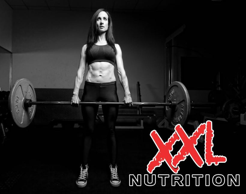Lisanne Vos - XXL Nutrition Athlete