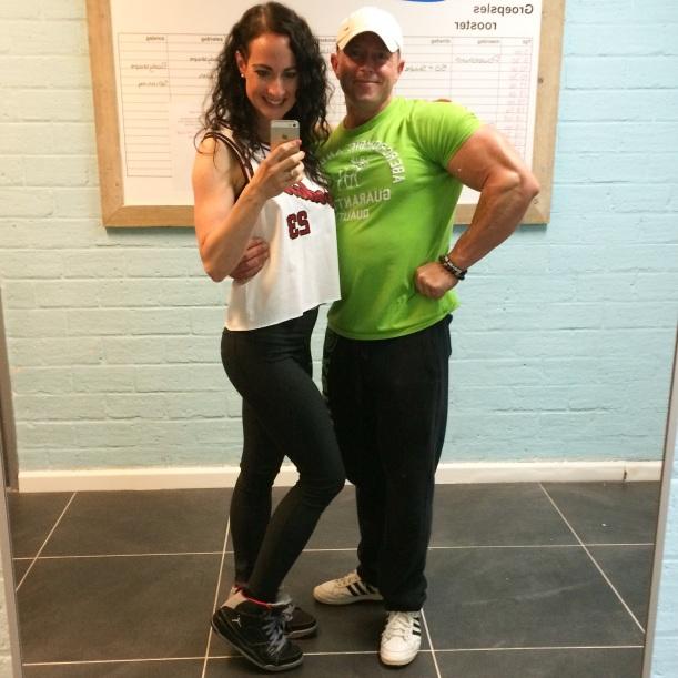 Lisanne Vos & Jerry Koolhoven (Team JK)