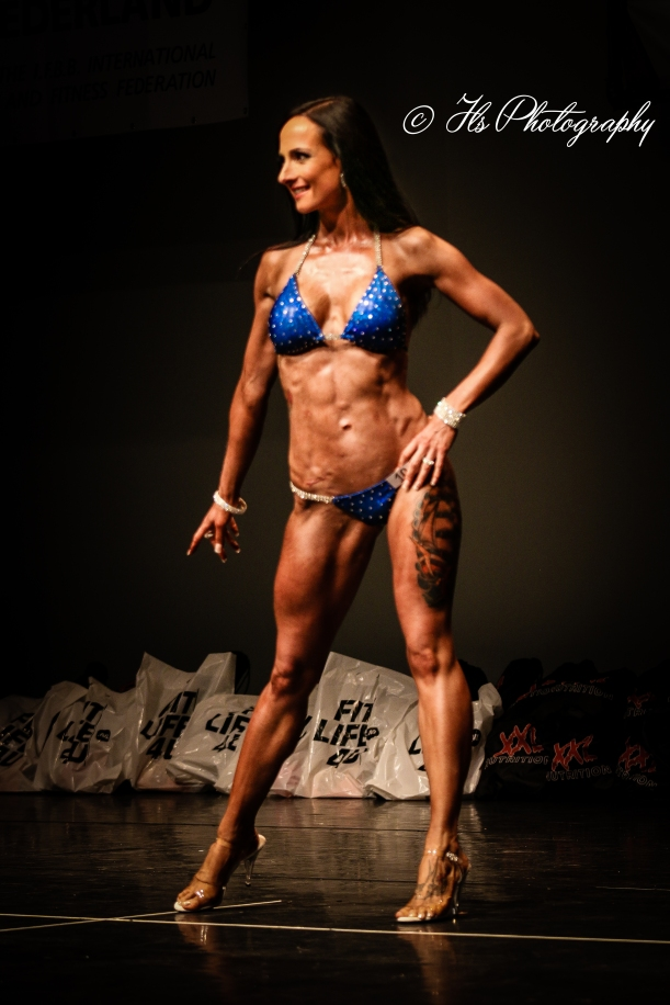 Lisanne Vos (getfoxfit) Photo credit: JLS Photography