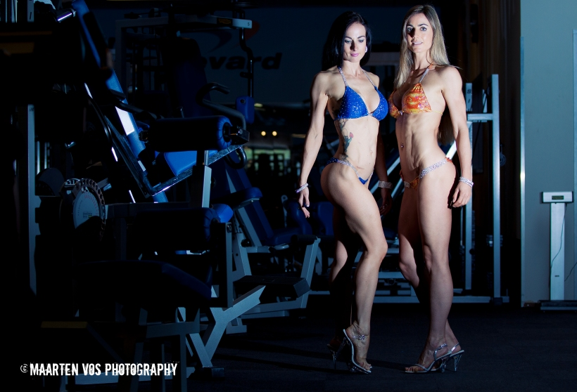 Lisanne Vos & Nieske (Photo: Maarten Vos Photography)