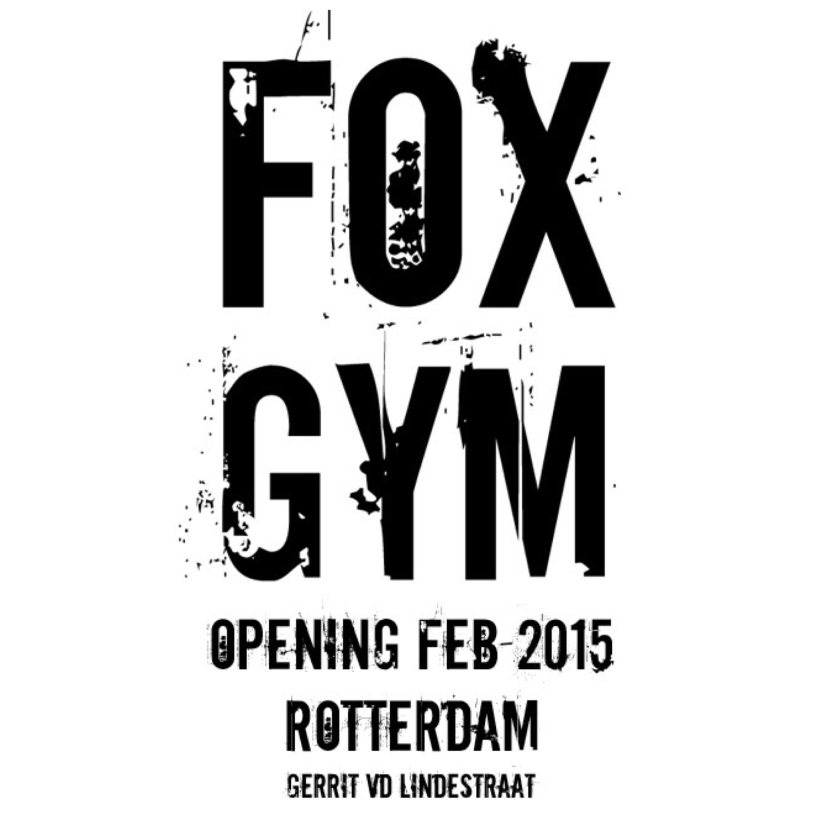 Fox Gym, Rotterdam (www.fox-gym.com)